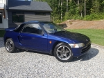 1991 Honda Beat 656cc 5-Speed 2-Door Coupe