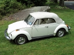 1979 Volkswagen Beetle Convertible 1600cc 4-Speed