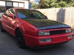 1990 Volkswagen Corrado Coupe Turbocharged 2.0 5-Speed