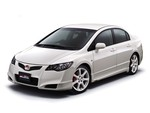 Modulo Sports Honda Civic Type-R Sedan