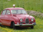 1964 Saab 96 850cc 4-Speed