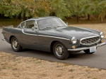 1966 Volvo 1800S 4-Speed Overdrive