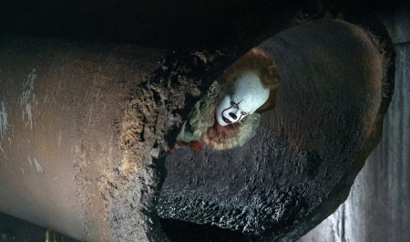 It - clown, float, movie, It