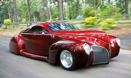 1939 Lincoln Zephyr Lincoln Cars Background Wallpapers On