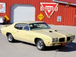 1970 Pontaic GTO The Judge 400