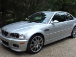 2001 BMW M3 Coupe 3.2 6-Speed
