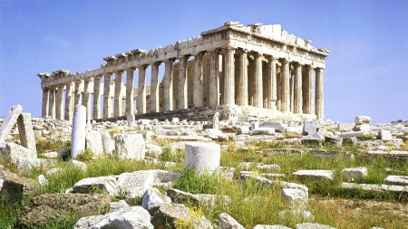 The Parthenon Athens - Building, Parthenon, Athens, Greece, Ancient
