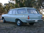 eh holden standard stationwagon