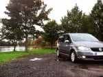 Volkswagen Touran 2009 wallpaper