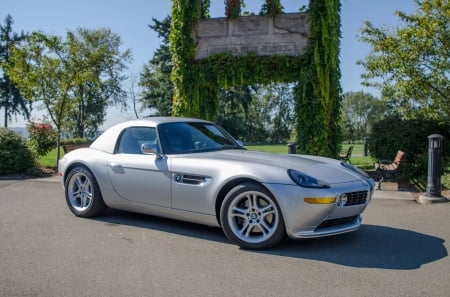 2002 BMW Z8 Convertible 4.9 V8 6-Speed - BMW, V8, Convertible, Car, Z8, 6-Speed, Sports