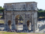 Arch of Constantine Rome