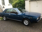 1972 Fiat 130 Coupe 3.2 V6 3-Speed