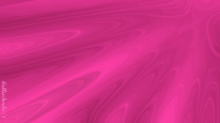 Waves of Rosy Pink - rosy, simp1e, rose, wavy, waves, abstract, pink