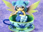 Fairy In A Tea Cup