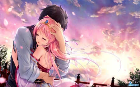 Love Anime Love And Romance Wallpapers And Images