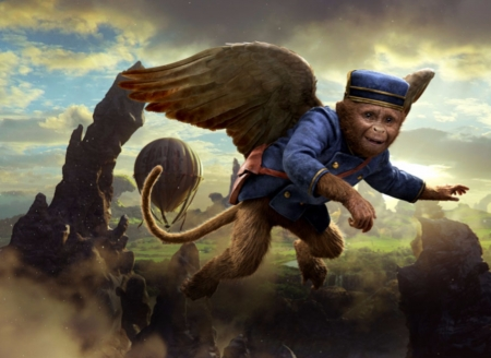 a9b2f8032 Flying Monkey In Wizard Oz - Movies & Entertainment Background Wallpapers  on Desktop Nexus (Image 2313367)