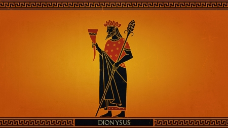 dionysus - harvest, greek, dionysus, god