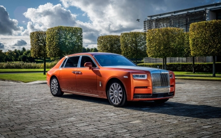 Rolls Royce Phantom - cool, Rolls Royce, Phantom, car, fun