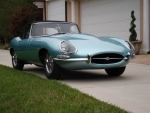 1967 Jaguar XKE Roadster 4.2 4-Speed