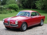 1959 Alfa Romeo Giulietta Sprint Coupe 5-Speed