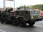 russian army evacuation ket t truck