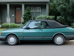1992 Saab 900S Convertible 2.1 3-Speed Automatic