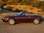 1995 Mazda MX-5 Miata 1.8 5-Speed
