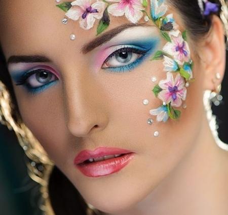 fashion makeup - art, models, photography, makeup, beauty, fashion