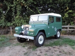 1967 Austin Gipsy G4M10 4x4 Off-Road 2.2 4-Speed