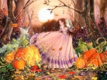 Autumn Fairy Witch