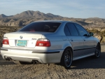 2003 BMW M5 4-Door Sedan 5.0 V8 6-Speed