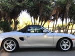 1999 Porsche Boxster Convertible 3.4 5-Speed