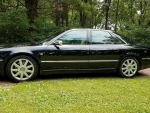 2003 Audi S8 4-Door Sedan 4.2 V8 5-Speed Automatic