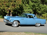 1955 Ford Thunderbird Convertible 292ci V8 3-Speed