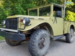 1954 Dodge M37 4x4 Power Wagon
