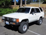 1987 Toyota 4Runner 2.4 5-Speed SUV