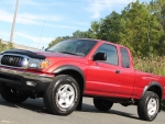 2003 Toyota Tacoma Xtracab 3.4 V6 4-Speed Automatic SR5 and TRD Package