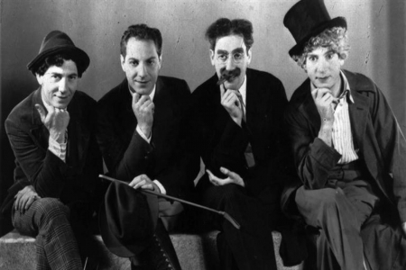 the biography of the marx brothers american actors The marx brothers, groucho, chico, harpo and zeppo are a group of actors known for duck soup (1933), animal crackers (1930) horse feathers (1932) a night in casablanca (1946) a day at the races (1937) and a night at the opera (1935.