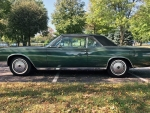 1966 Lincoln Continental Coupe 462ci V8 3-Speed Automatic