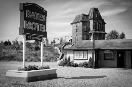 BATES MOTEL~No Vacancy