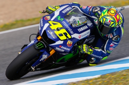 Valentino Rossi - sport, race, people, motorcycles, yamaha