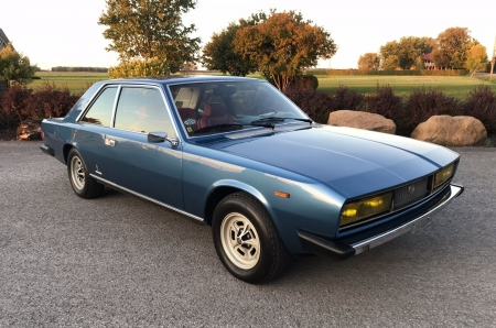 1972 Fiat 130 Coupe 3.2 V6 3-Speed Automatic - 3-Speed, Old-Timer, Coupe, Fiat, Automatic, 130, V6