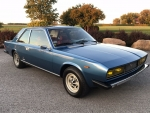1972 Fiat 130 Coupe 3.2 V6 3-Speed Automatic