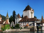 Oberhofen Castle,Switzerland