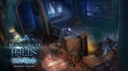 Harrowed Halls 2 - Hells Thistle07 - fun, puzzle, video games, cool, hidden object