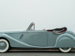 1951 Jaguar Mark V Drophead Coupe 3.5 4-Speed