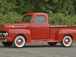 1952 Ford F-1 Pick-Up 215ci 3-Speed