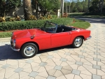 1964 Honda S600 Roadster 606cc 4-Speed