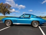 1966 Chevrolet Corvette Sting Ray Coupe 327ci V8 4-Speed
