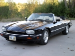 1994 Jaguar XJS Convertible 6.0 V12 4-Speed Overdrive Automatic
